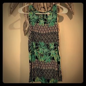 NWT Old Navy Tropical Tank Top